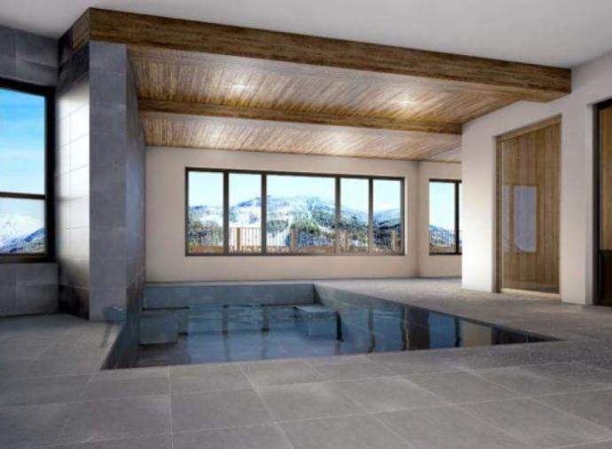 Five-bedroom chalet in Val Thorens. Click on the image to view the property.