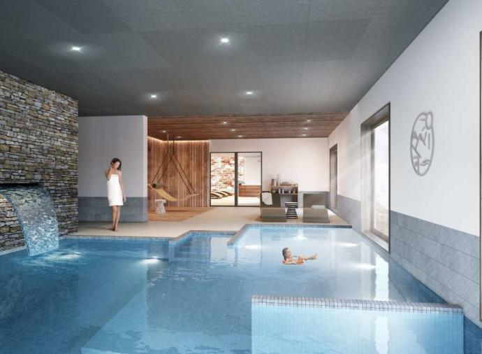Enjoy superb facilities at these brand new ski properties in Switzerland