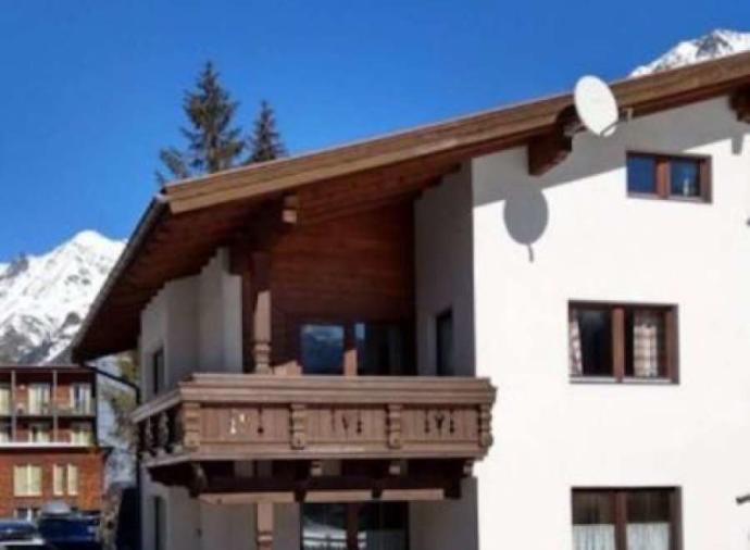 A substantial uniquely positioned chalet for sale in highly sought-after ski resort of Sölden. Perfect position with direct access to the pistes.