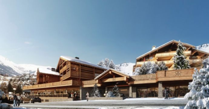Learn what to look out for in an eco-friendly ski property.