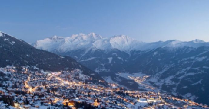 New figures suggest that ski property is outperforming major cities in the same regions on price growth.