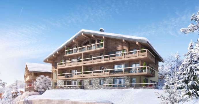 Stallion ski lodge - Peaceful setting