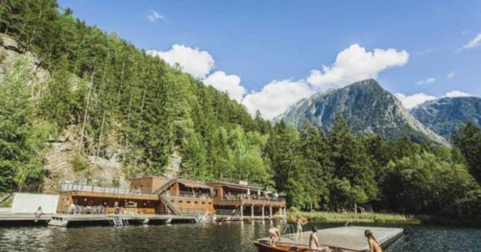 New build ski property like this all-suite resort at Oetztal offer a virtual tour to help you get a real feel for the space and surroundings