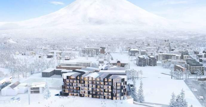 Could Matie Niseko be the place to finally achieve your ski property dream?
